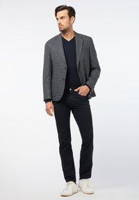 Pierre Cardin - Straight leg jeans - dark blue - 1