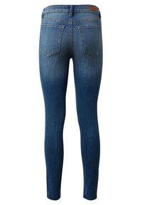 TOM TAILOR DENIM - NELA - Jeans Skinny Fit - mid stone wash - 1