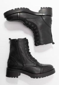 Bullboxer - Platform ankle boots - black - 3