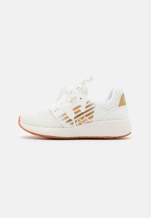Baskets basses - white/gold