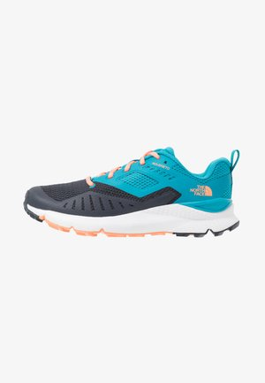 ROVERETO  - Trail running shoes - caribbean sea/urban navy