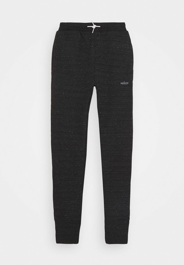 NEW DROP CROTCH - Pantalon de survêtement - dark grey heather