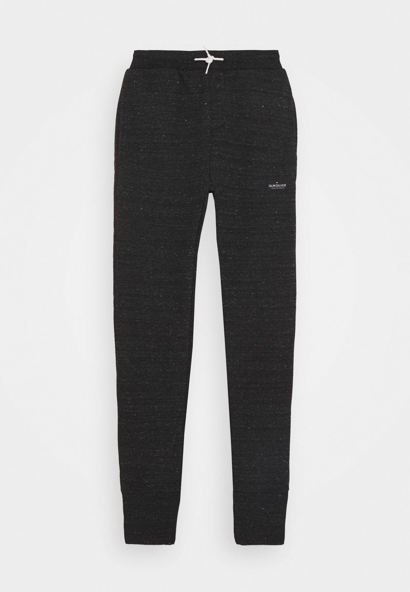 Quiksilver - NEW DROP CROTCH - Tracksuit bottoms - dark grey heather