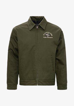 Summer jacket - olivgrün