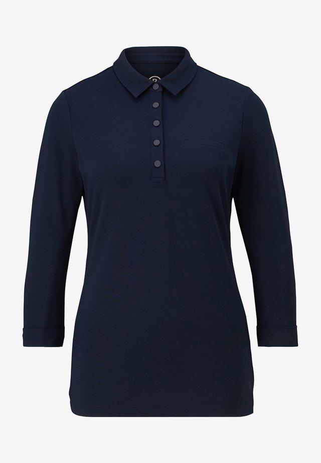 TIMEA - Polo shirt - navy-blau