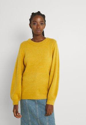 OBJEVE NONSIA - Trui - honey mustard