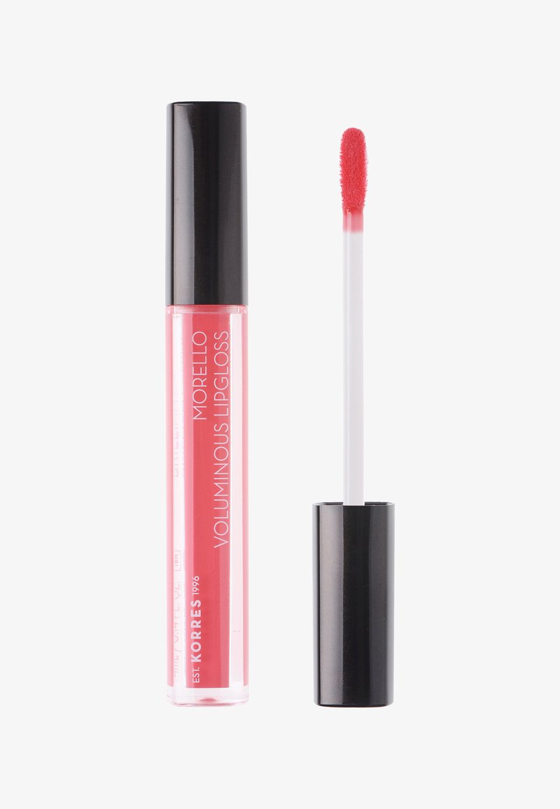 Korres - MORELLO LIPGLOSS - Lip gloss - peachy coral 42