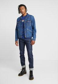 Wrangler - 11MWZ - Jeans straight leg - dark blue - 1