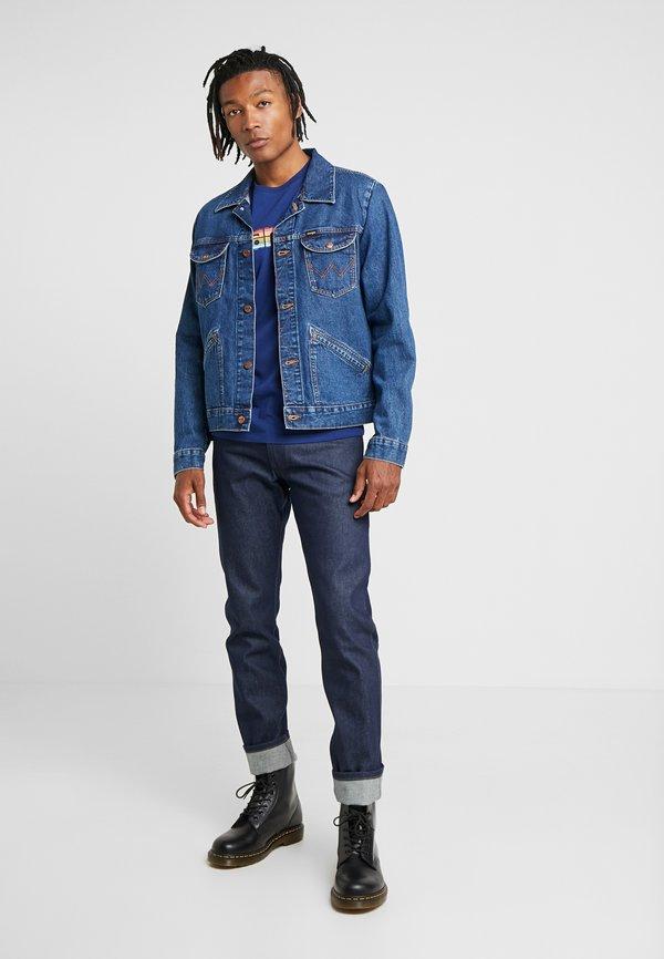 Wrangler 11MWZ - Jeansy Straight Leg - dark blue/granatowy Odzież Męska BGRS