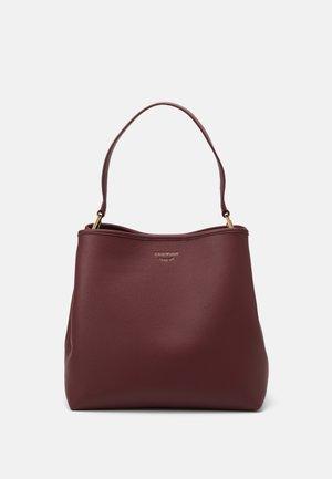 WOMEN BAG - Handbag - vinaccia/oltremare