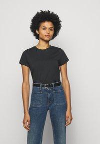 Polo Ralph Lauren - TEE SHORT SLEEVE - Basic T-shirt - black - 0
