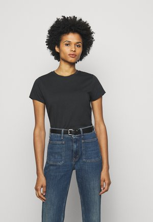 TEE SHORT SLEEVE - Camiseta básica - black