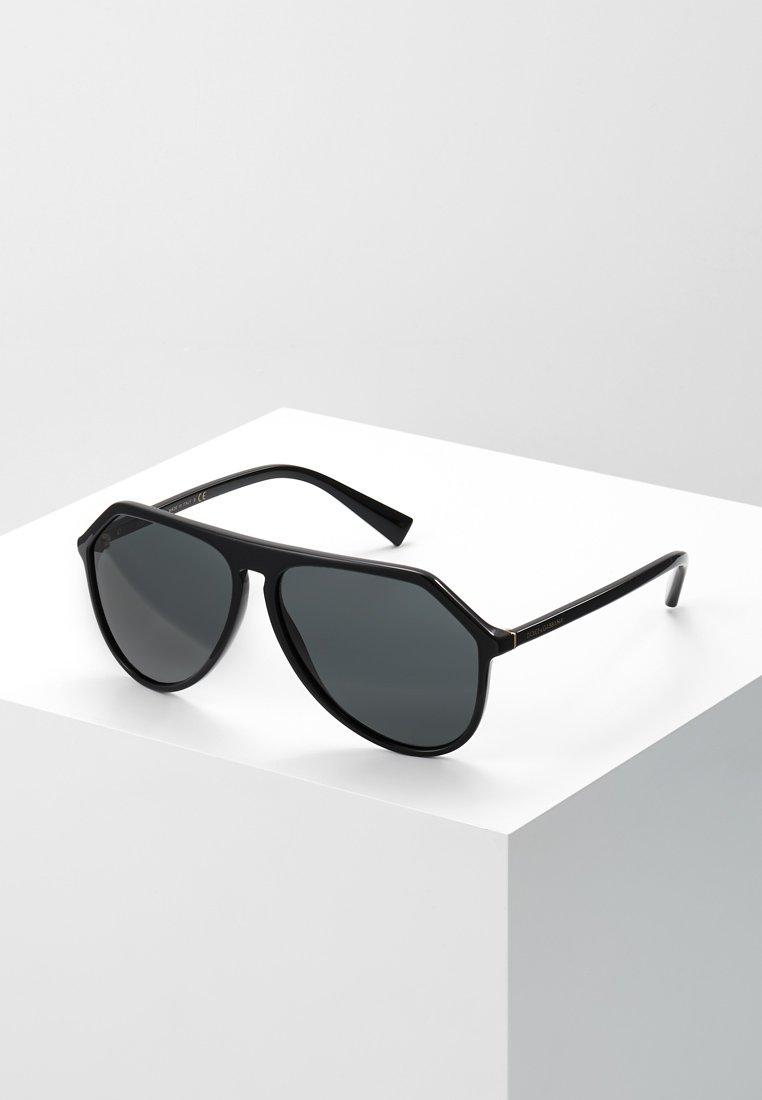 Dolce&Gabbana - Lunettes de soleil - black/grey