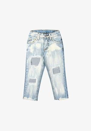JOHN  - Jeans slim fit - denim
