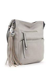 Tamaris - ADELE - Across body bag - light grey - 3
