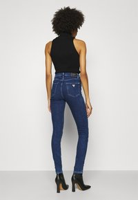 Guess - LUSH  - Jeans Skinny Fit - blue denim - 2