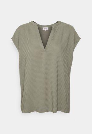 KURZARM - T-shirts print - khaki