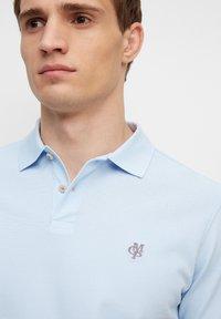 Marc O'Polo - Polo shirt - airblue - 4