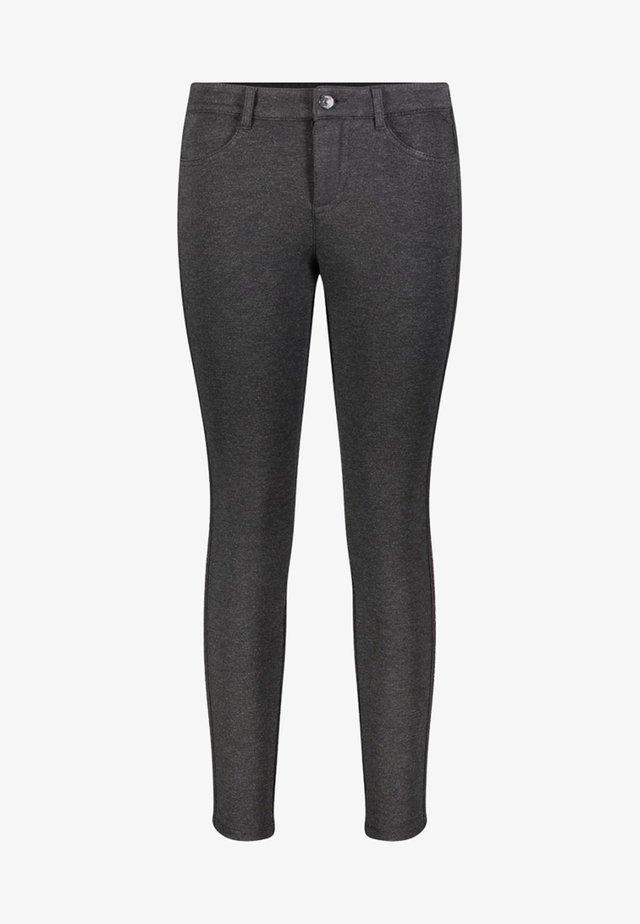 COSIMA  - Trousers - black melange