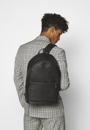 METROPOLITAN SOFT BACKPACK CEW - Tagesrucksack - black