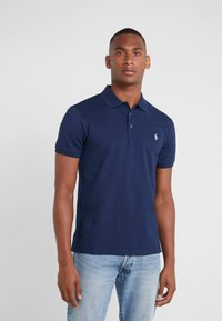 Polo Ralph Lauren - SLIM FIT MODEL - Polo shirt - monroe blue heath - 0