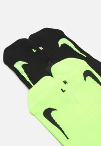 Nike Performance - 2 PACK UNISEX - Calcetines de deporte - black - 1