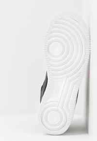 Nike Sportswear - AIR FORCE 1 BG - Sneakers high - black/white - 5