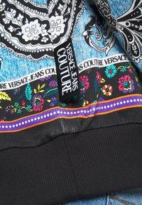 Versace Jeans Couture - FELPA - Bluza - nero - 7