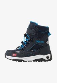 TrollKids - KIDS LOFOTEN WINTER BOOTS XT - Bottes de neige - navy/medium blue - 1