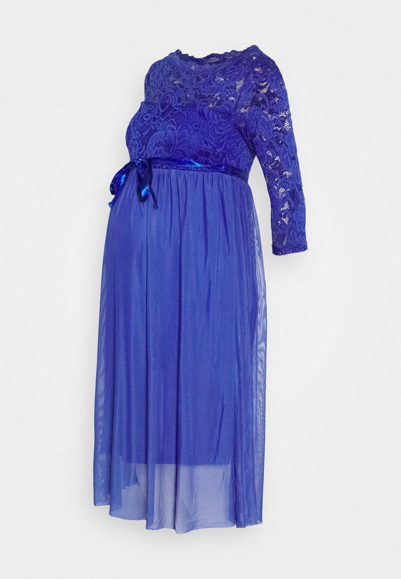 MAMALICIOUS - Cocktail dress / Party dress - royal blue