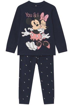 DISNEY MINNIE MOUSE - Pyjama set - dark sapphire