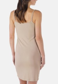 Mey - UNTERKLEID SERIE EMOTION - Nightie - cream tan - 1