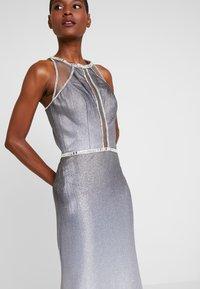 Luxuar Fashion - Společenské šaty - grau/silber - 4
