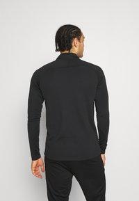 Nike Performance - ACADEMY DRIL - Sportshirt - black/white - 2