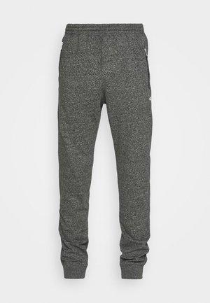 CUFF PANTS - Tracksuit bottoms - grey dark melange
