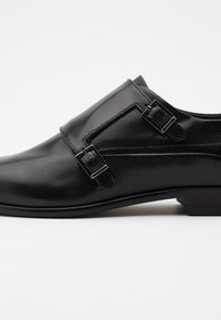 HUGO - APPEAL MONK - Smart slip-ons - black - 3