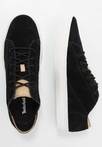 Timberland - ADVENTURE 2.0 - Sneakersy niskie - black - 1