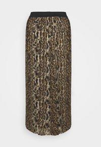 Culture - CUEVELY SKIRT - Maxi skirt - black - 1