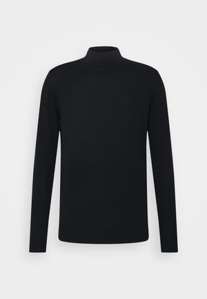 TURTLENECK - Jumper - navy