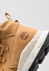 Timberland - BROOKLYN MODERN ALP - Baskets montantes - wheat - 5