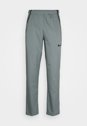 DRY PANT TEAM  - Tracksuit bottoms - smoke grey/black