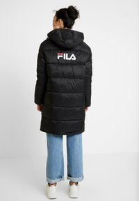 Fila Tall - BRONWED PUFF HOOD - Winter coat - black - 2