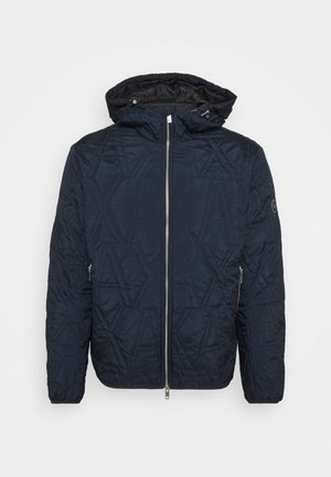 BLOUSON JACKET - Light jacket - navy