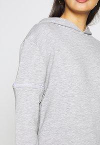 Trendyol - Jersey con capucha - gray - 5