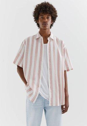 MIT STREIFEN - Skjorta - pink