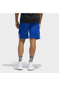 adidas Performance - SPEED REVERSIBLE SHORTS - Sports shorts - blue - 1