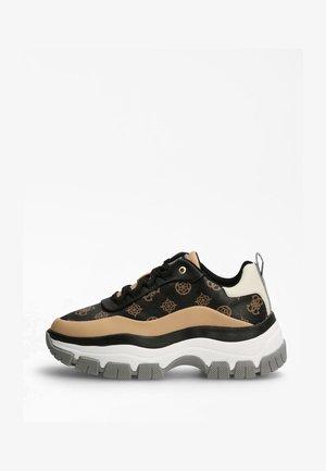 BRENIA  - Sneakers laag - braun