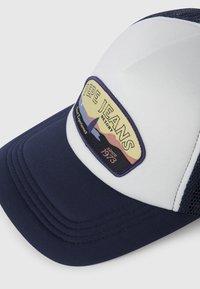 Pepe Jeans - TIMER CAP - Cap - dark blue - 4