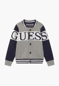 Guess - TODDLER - Chaqueta de punto - blue/grey - 0
