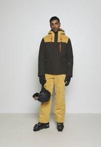 Icepeak - COLLINS - Snow pants - fudge - 1